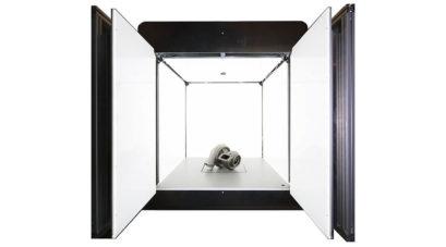 Abbildung 1: Der Logic.Cube als zentrales Erfassungssystem für den Wareneingang | Bildrechte: Fraunhofer IPK