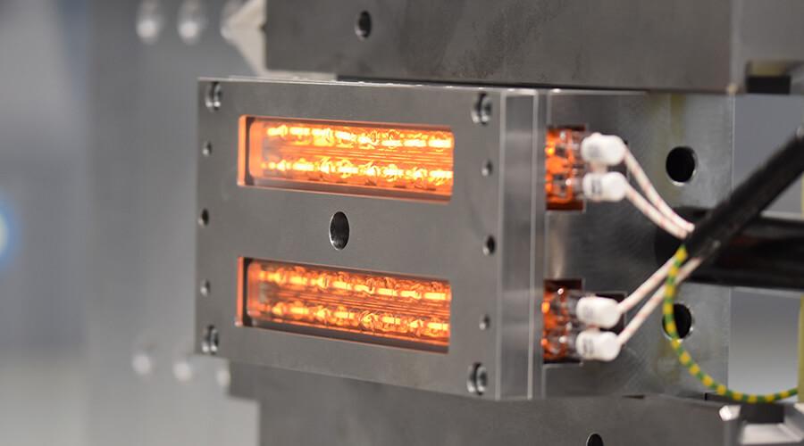 IWF Braunschweig Variothermes Werkzeug - Quelle: IWF Braunschweig