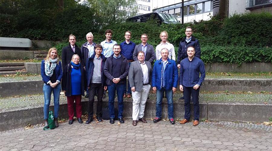 Quelle: FAPS Erlangen, KickOff-Veranstaltung für HYBKomp