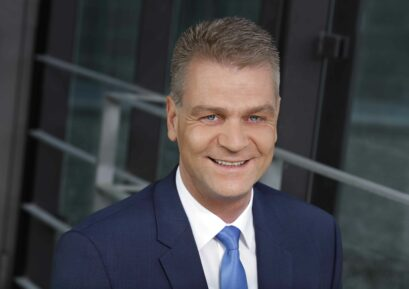 Prof. Christian Brecher, Präsident der WGP, Leiter des Werkzeugmaschinenlabors (WZL) der RWTH Aachen, Quelle: WZL Aachen