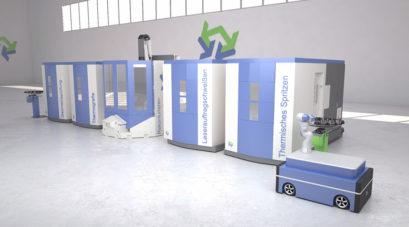 Systemdemonstrator zukünftige Regeneration. Quelle: SFB 871, Hannover
